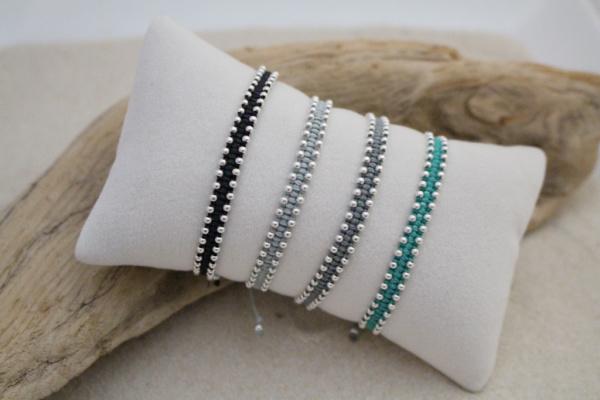 Caricia - Bracelet Macramé